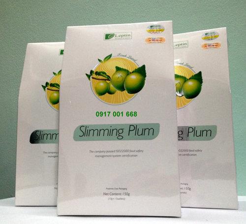 Mơ khô giảm cân Slimming Plum