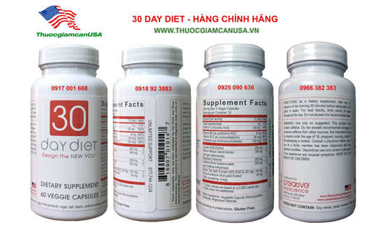 Thuoc giam can 30 day diet 11