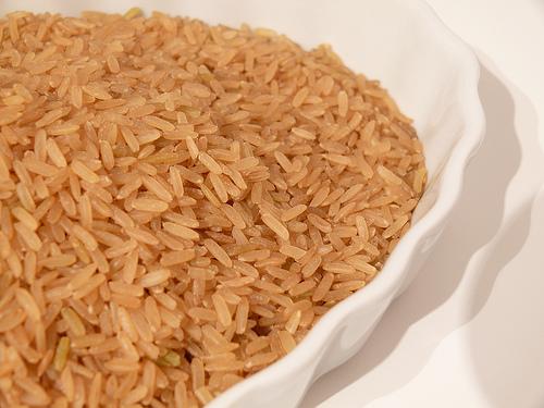 Gạo Lứt còn là loại gạo tẻ nguyên cám
