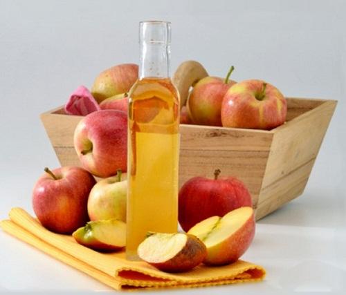giấm táo giúp bạn giảm cân an toàn, hiệu quả