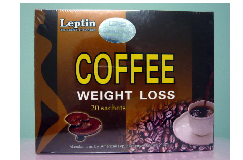 Cà phê Coffee weight loss - Cà phê linh chi giảm cân an toàn và hiệu quả