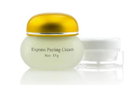 Feiya Peeling, Express Peeling Cream - Kem dưỡng trắng da mặt (Japan)