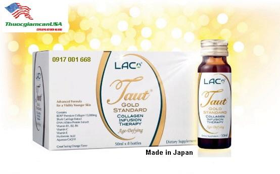 LAC Taut Collagen Nhật Bản 13000mg
