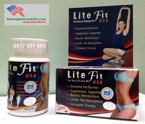 Cách nhận biết thuốc giảm cân Lite Fit Usa chính hãng và hàng giả
