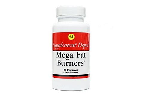 MEGA FAT BURNERS 4.1 - Viên uống giảm cân nhanh chóng, an toàn