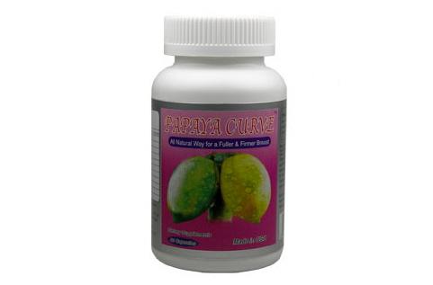 Papaya Curve- Viên uống nở ngực từ tinh chất đu đủ