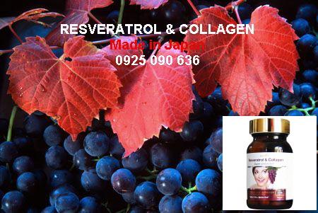 Resveratrol & Collagen, sản phẩm tốt nhất cho phụ nữ tuổi tiền mãn kinh