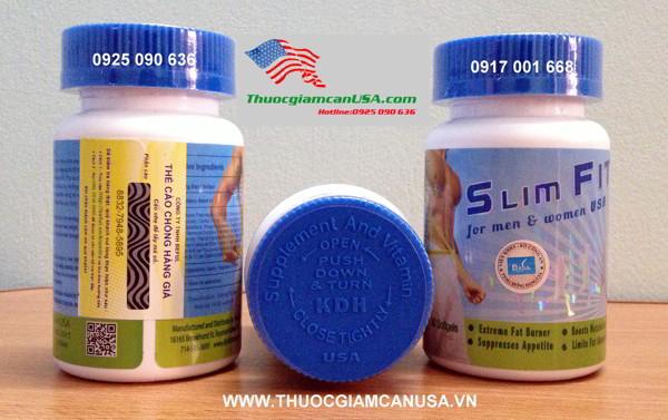 Mua thuốc giảm cân Slimfit usa ở đâu tại Việt Nam?