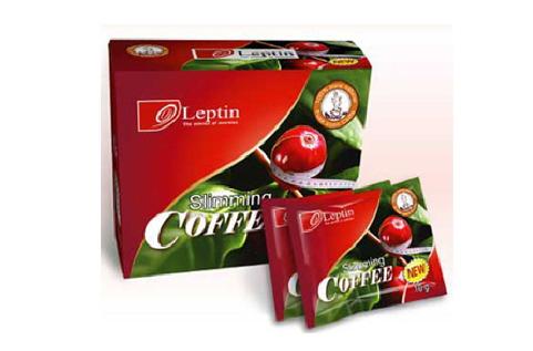 Slimming Coffee - Cà phê đỏ giảm cân, phương pháp giảm cân hữu hiệu số 1 của Mỹ