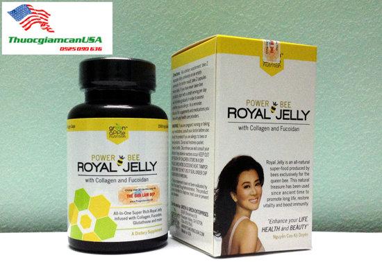 Sữa Ong Chúa Power Bee Royal Jelly (Kỳ Duyên)