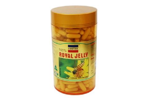 Sữa ong chúa Royal Jelly 1450mg - Sữa ong chúa Úc chính hãng tốt nhất
