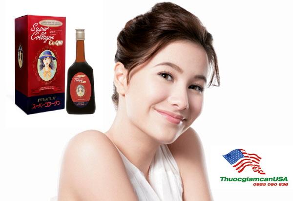 Super Collagen Co Q10 chính hãng từ  Nhật Bản