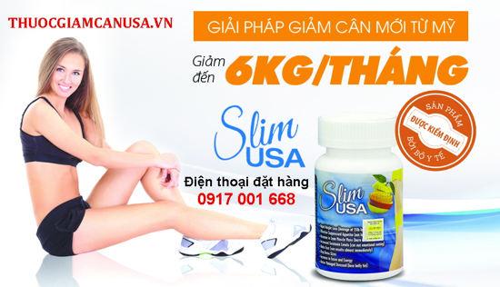 Viên giảm cân Slim Usa có tốt không?